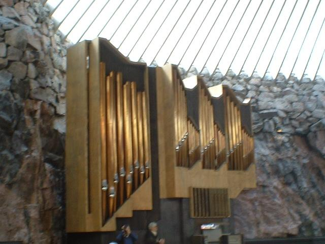 Scandinavia Travel: organ.jpg
