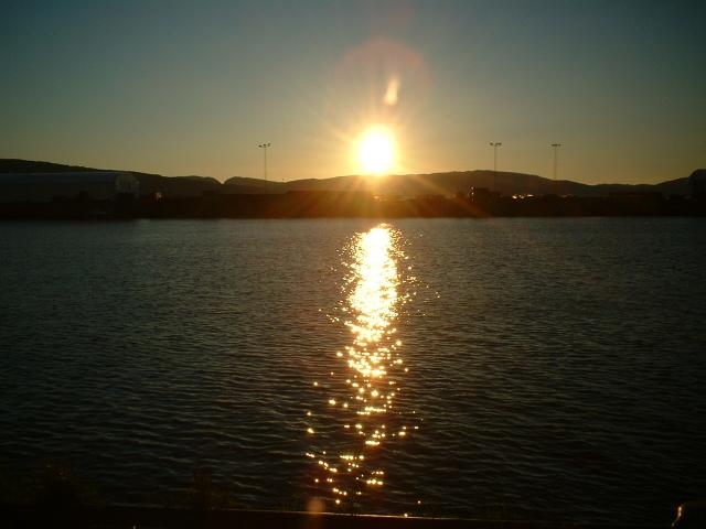 Scandinavia Travel: sunset-harstad.jpg
