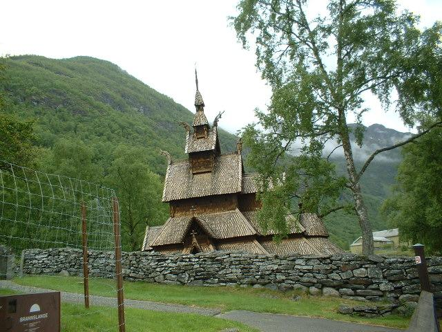 Scandinavia Travel: wooden-church.jpg